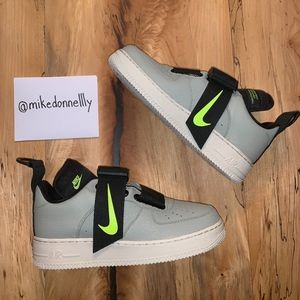 Nike Air Force 1 Low Utility $120 2019 FOG GREEN